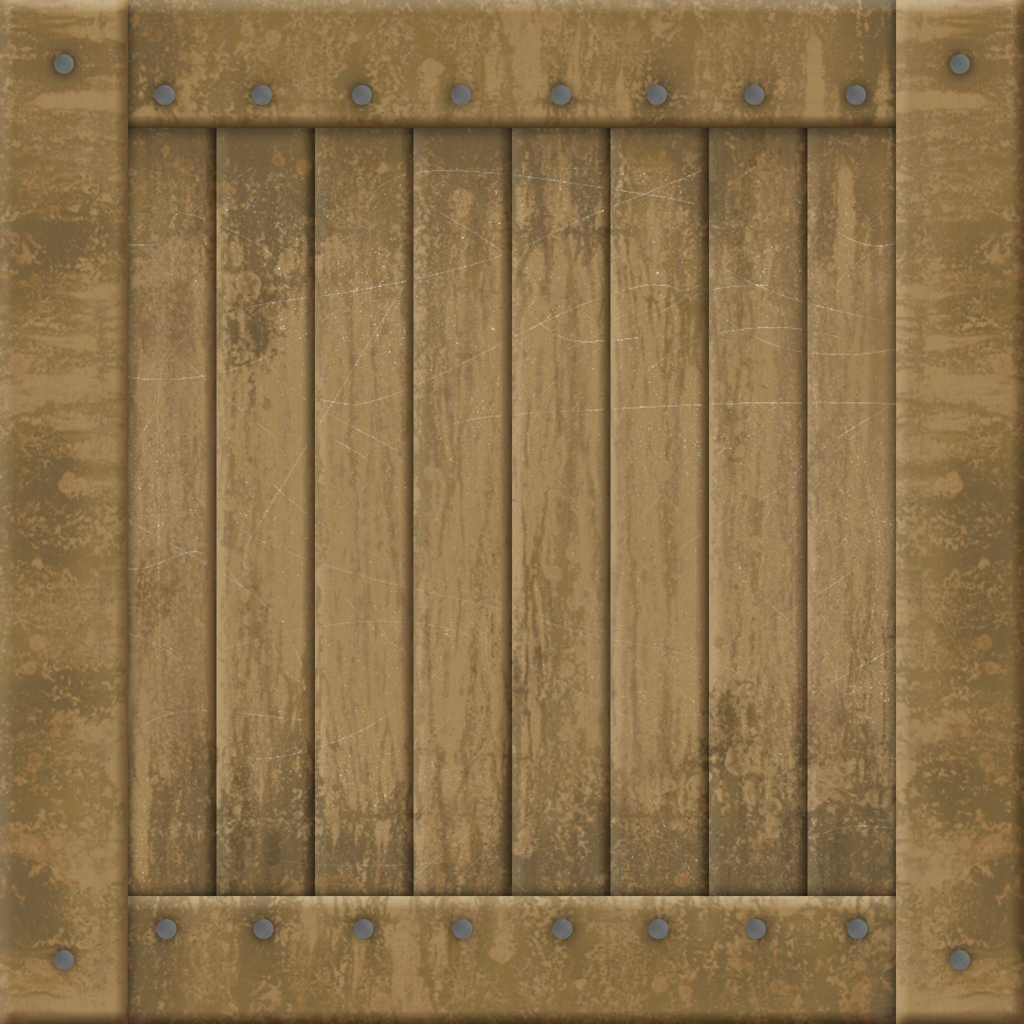 Wooden Crate Texture
