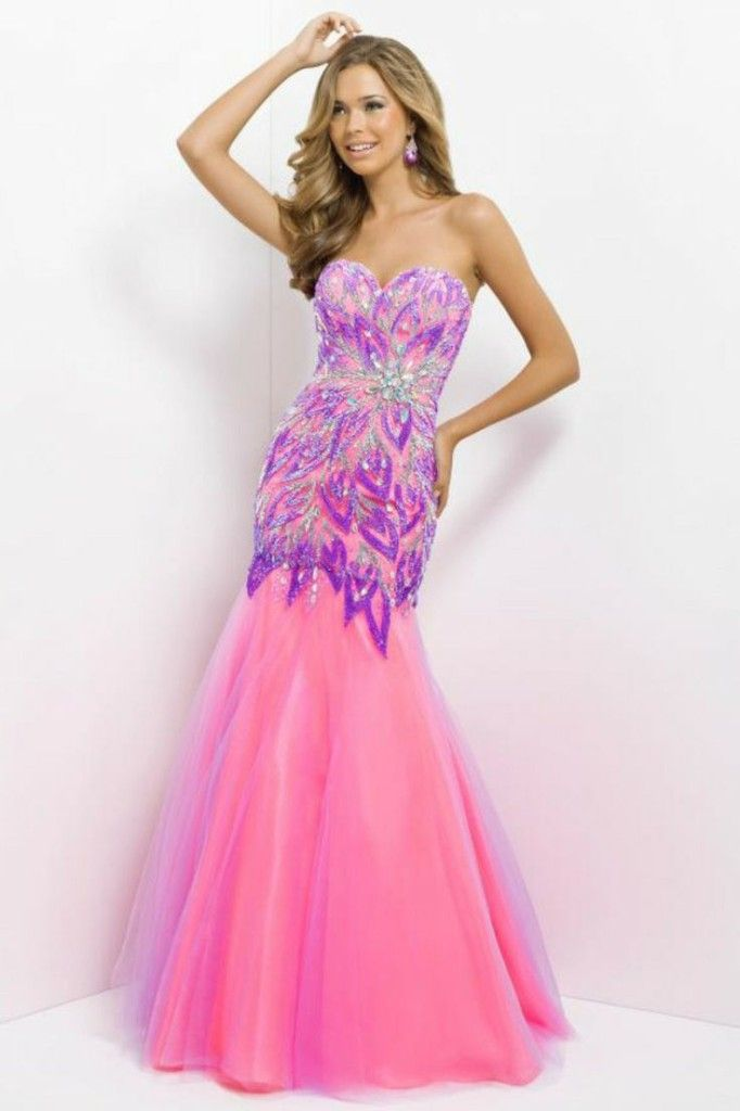 mermaid formal dress | Formal dresses | Pinterest | Ropa casual ...