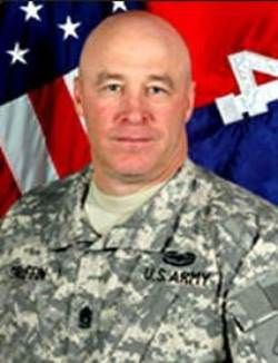 Army CSM  Kevin J  Griffin, 45, of Laramie, Wyoming  Died August 8