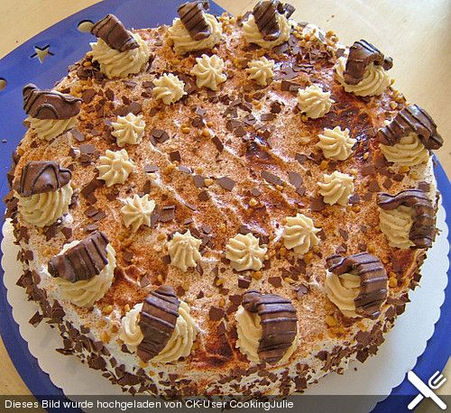 Photo of Bailey's – Cake with Mascarpone by CookingJulie | Chef