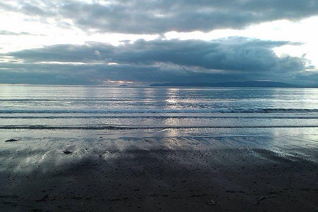 Blackwaterfoot Bay, Isle of Arran, November 2010