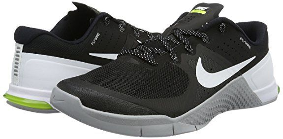 Amazon.com | Nike Mens Metcon 2 Synthetic Drk Gry/Blk/Hypr Trq/Gm Md Brw  Trainers - 9 D(M) US | Fitness & Cross-Training | Training Shoes | Pinterest