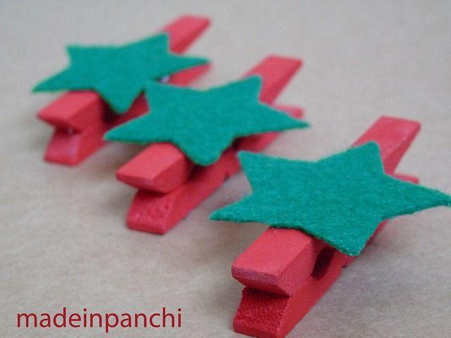 Manualidades navidad con pinzas de ropa 3 navidad - Manualidades infantiles para navidad ...