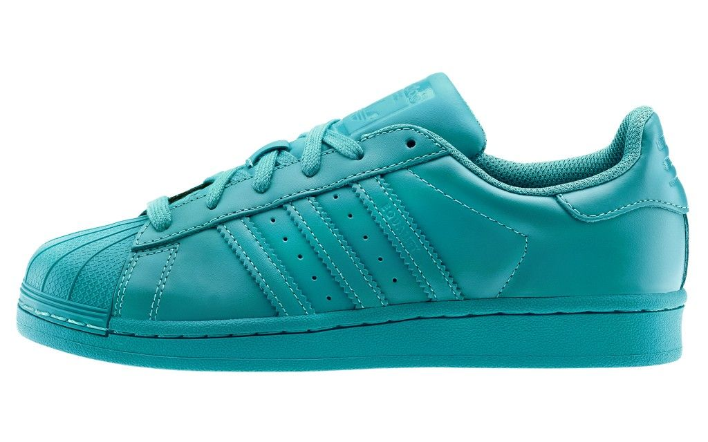 adidas superstar supercolor verdes
