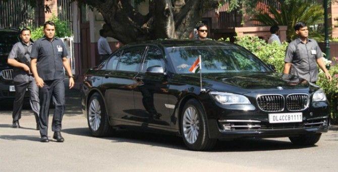 India's pm's (Narendra Modi) BMW Car Cadillac, Bmw, Bmw