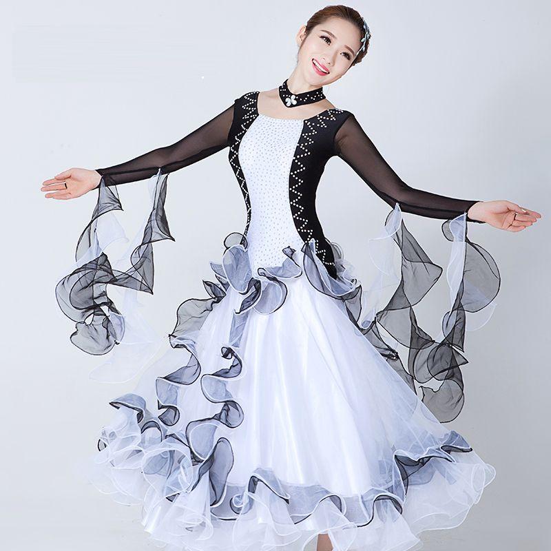 453694936ee6 110 Best Women's Standard Ballroom Dancing Dress, Learn more details,  please contact: Camy@dancefavourite.com images | Ballroom Dance, Ballroom  dancing, ...