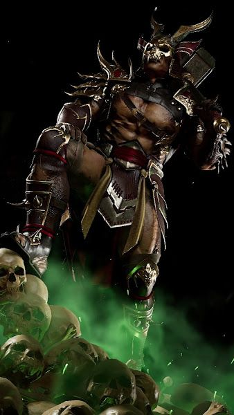 Shao Kahn Mortal Kombat 11 4k 3840x2160 Wallpaper Mortal
