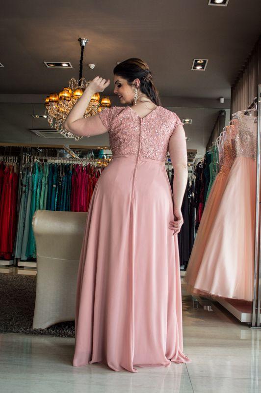 Vestido de festa rosa. 30 modelos para inspirar - Inspiredresses ...