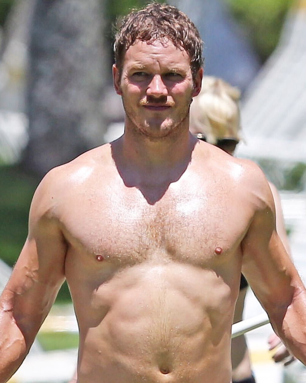 Chris Pratt Chris Pratt Chris Pratt Shirtless Chris