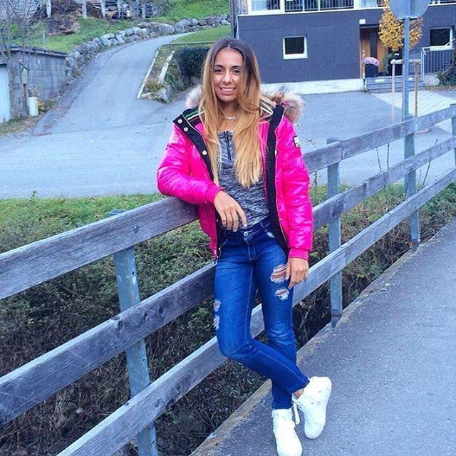Winterjas Women.Arabella Koller Fanpage Nickelson Jacke Jacket Downjacket