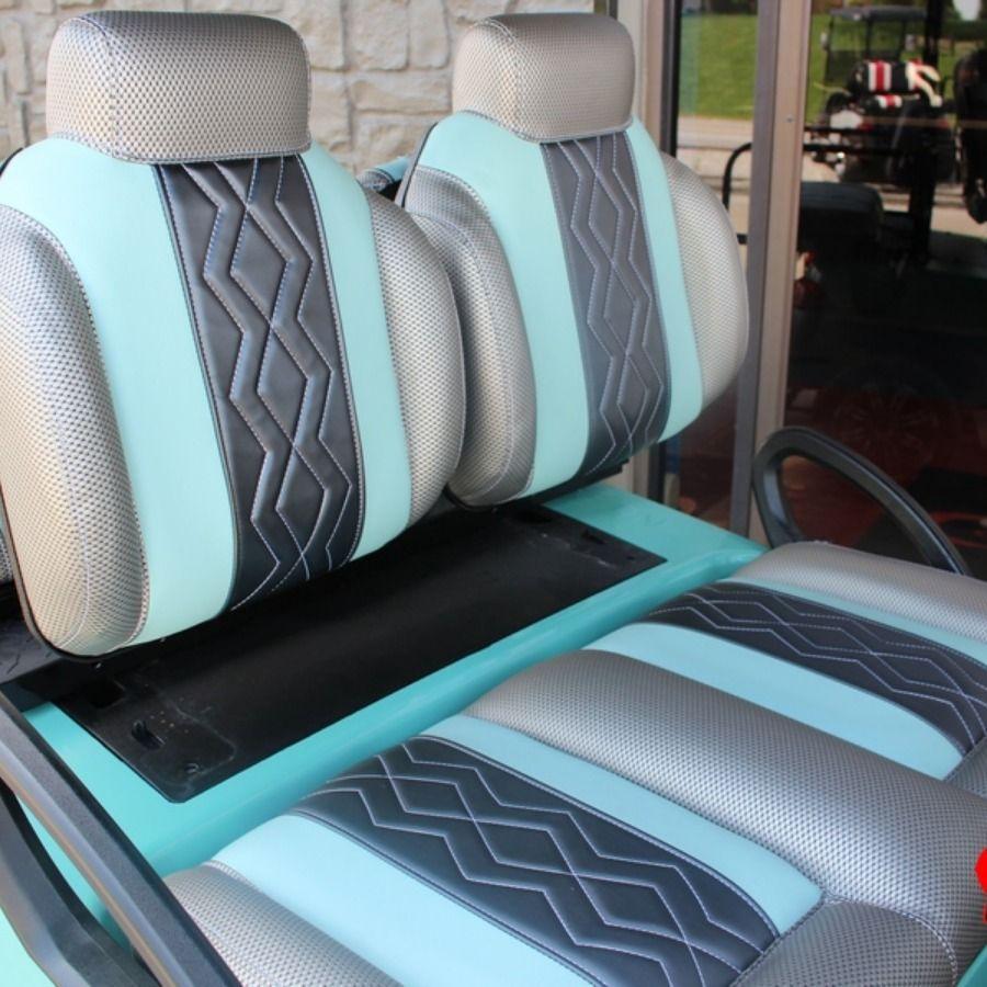 A License To Chill Golf Cart Seats Club Car Golf Cart Golf Carts