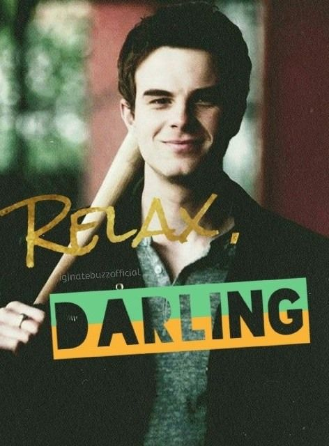 Kol Mikaelson [Relax, darling!]