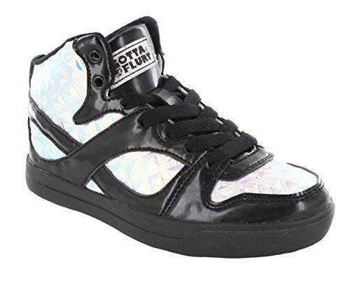 a353bb19f19f2e Gotta Flurt Slam III Womens High Top Dance Shoe BlackPurple 10     Find out  more about the great product at the image link.(This is an Amazon affiliate  link ...