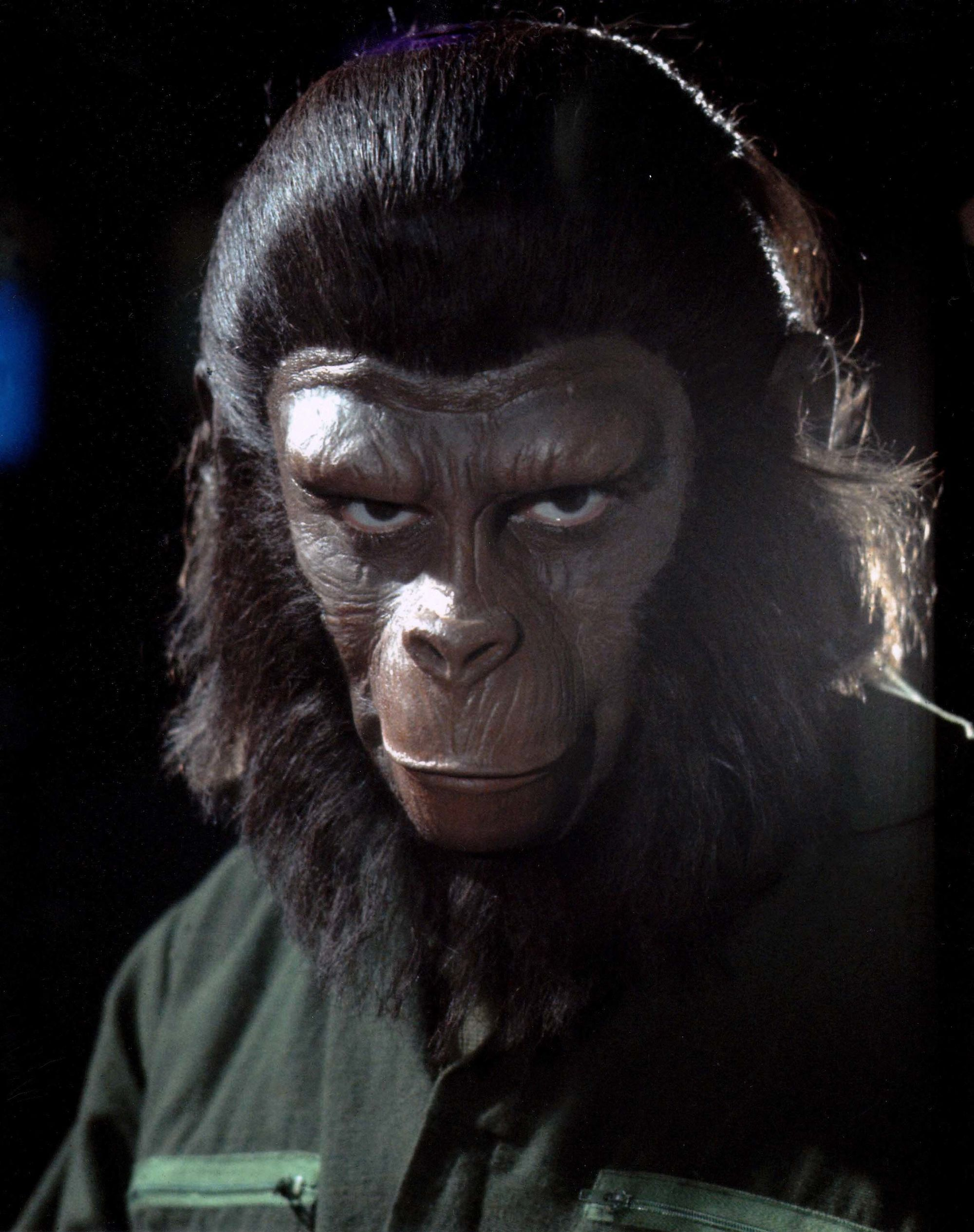 Caesar Roddy Mcdowall Conquest Of The Planet Of The Apes 1972
