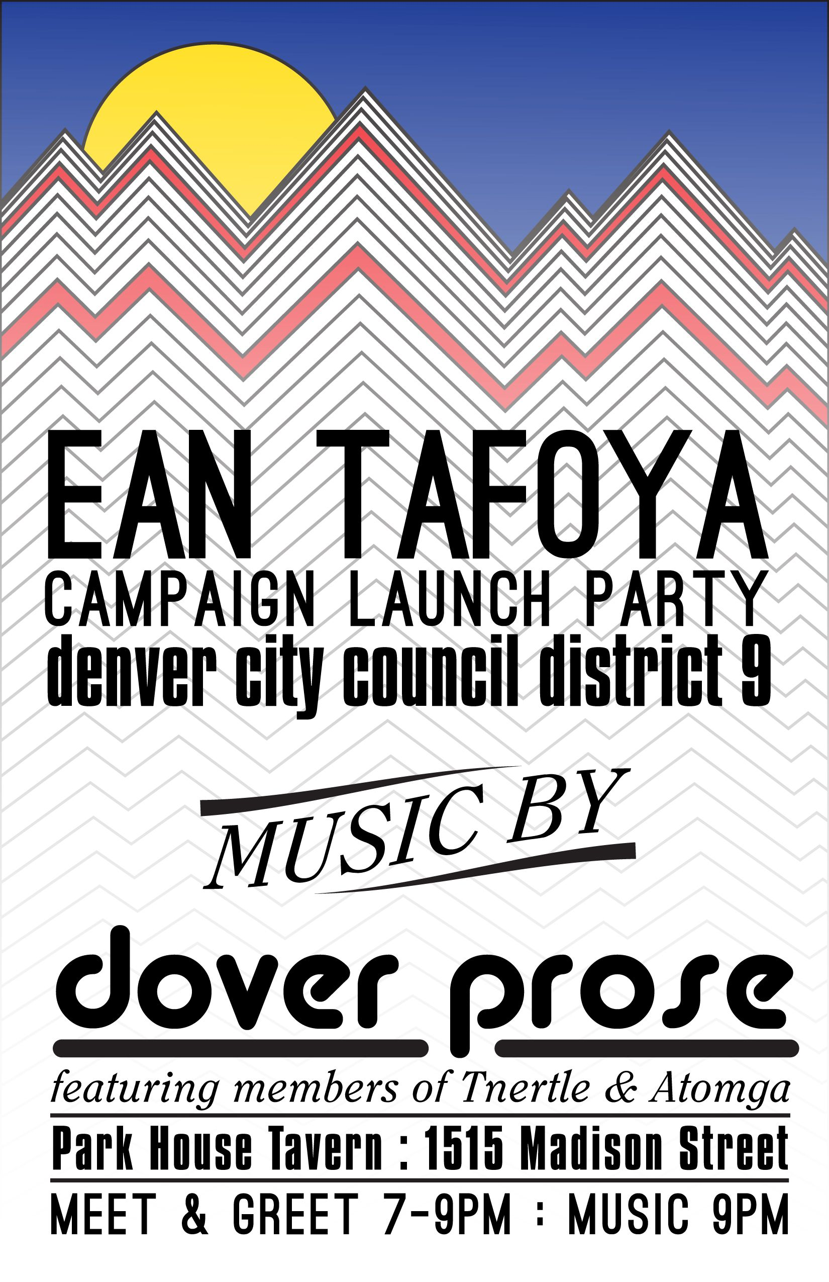 This Saturday 1 Odin Collective will be hosting Ean