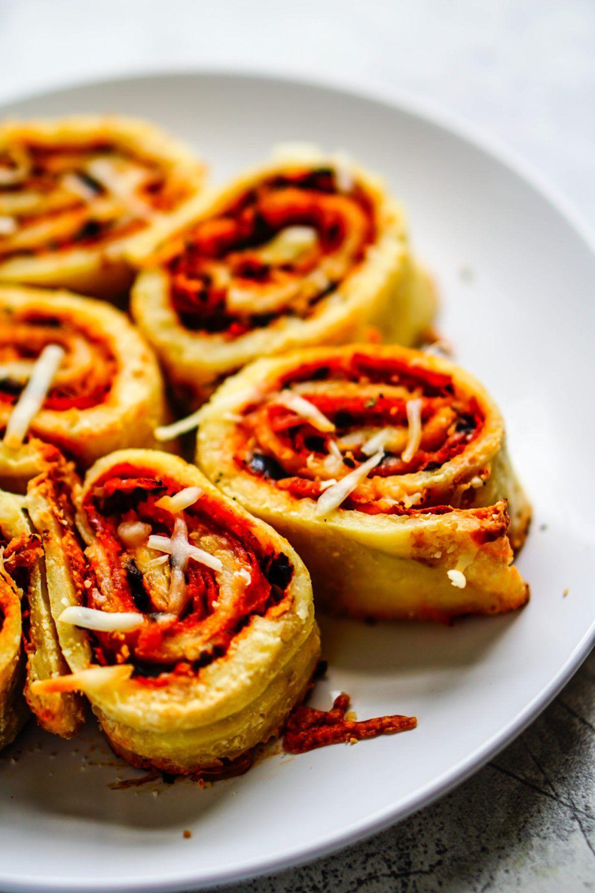 Fathead pizza rolls low carb gluten free keto