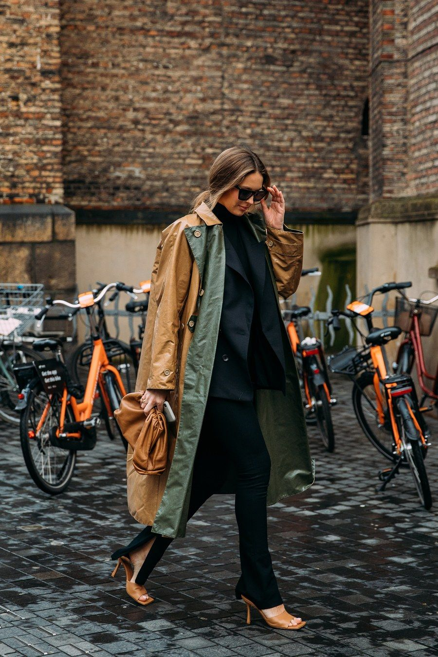 The Best Street-Style Photos From the Fall 2020 Shows at Copenhagen Fashion Week | Vogue