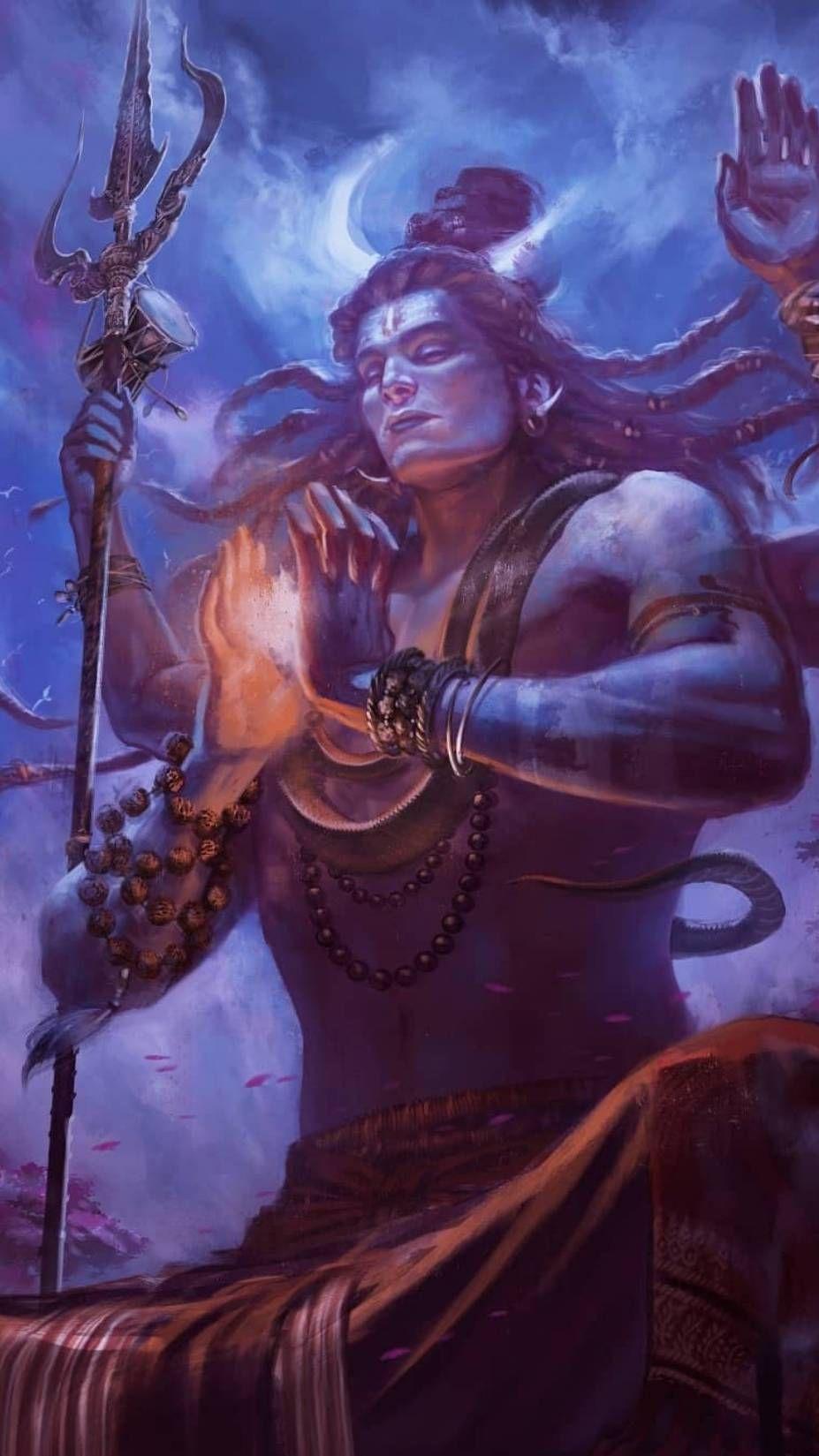 Lord Shiva Meditation Iphone Wallpaper Lord Shiva Painting Shiva Meditation Shiva Lord Wallpapers