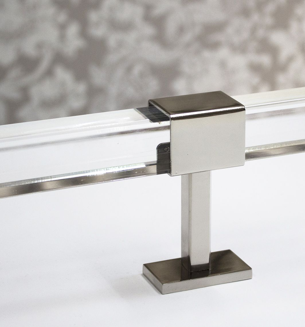 Modern Square Bracket From The Cube Collection Brimar Brimarinc