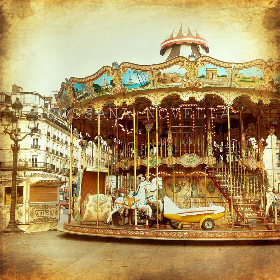 Vintage Carousel Vintage Carousel | Carnivals & Carousels ...