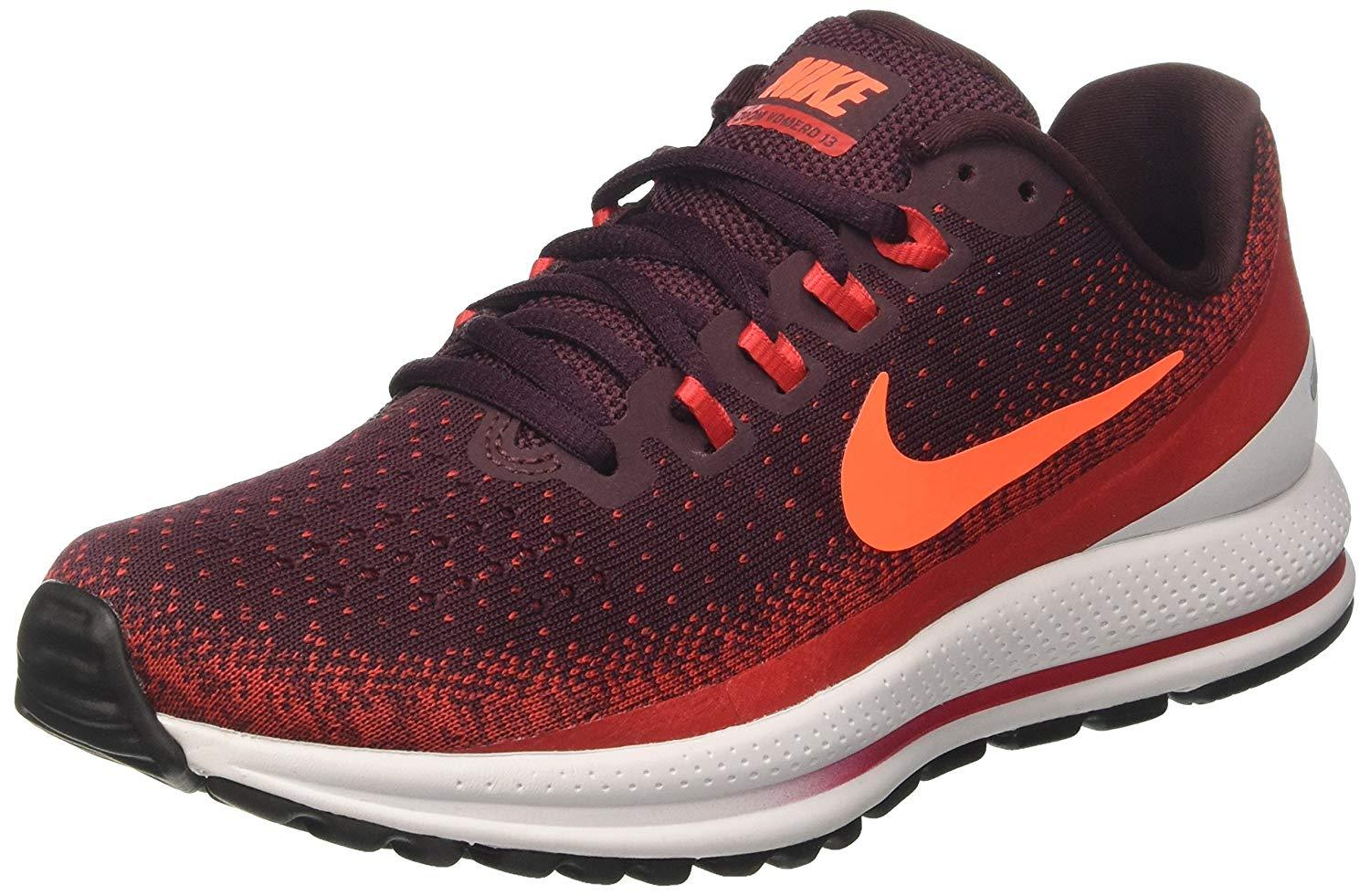 Nike Air Zoom Vomero 13 Running Shoe, Deep BurgundyTotal