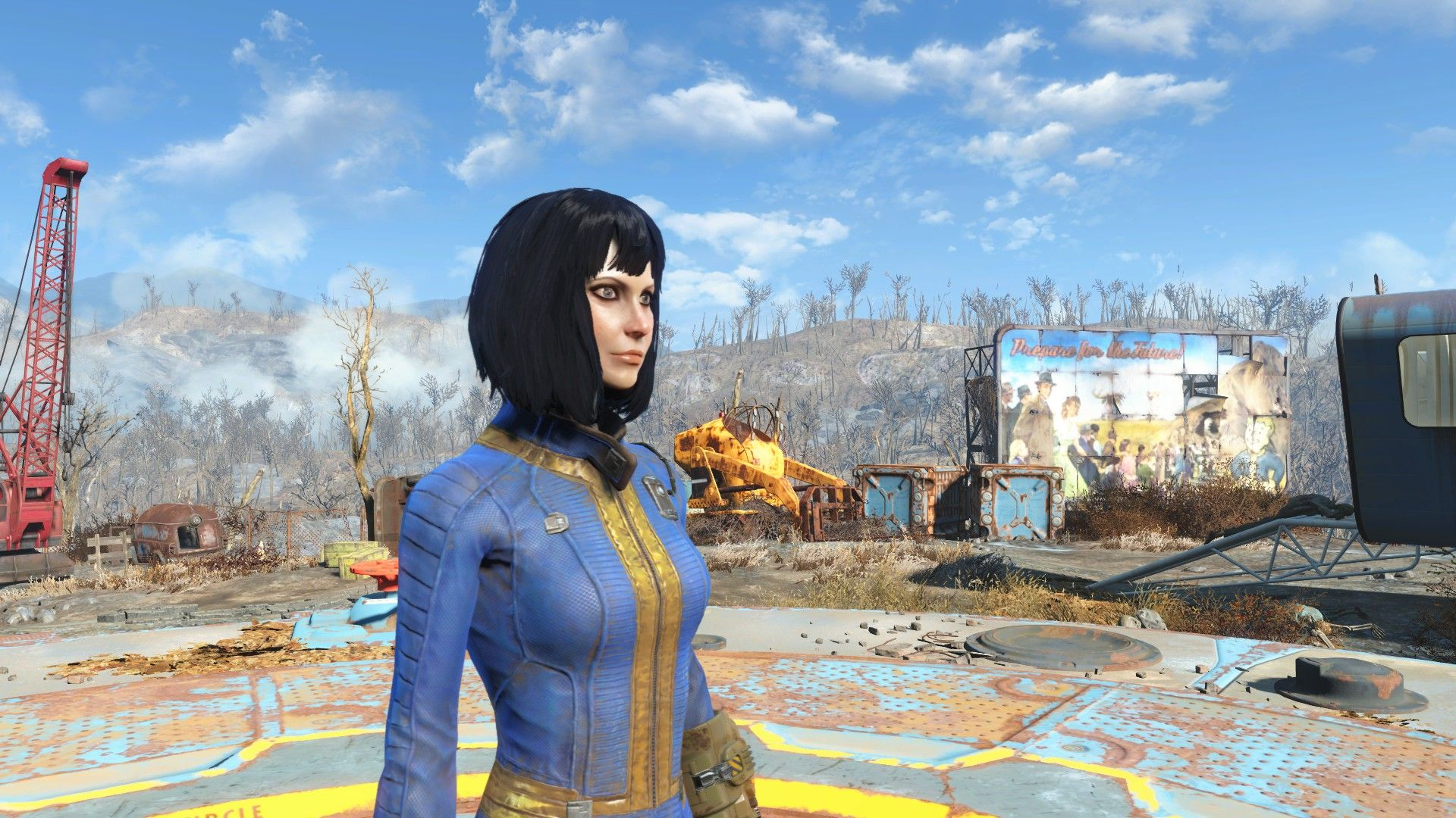 Vault Meat Character at Fallout 4 Nexus - Mods and community
