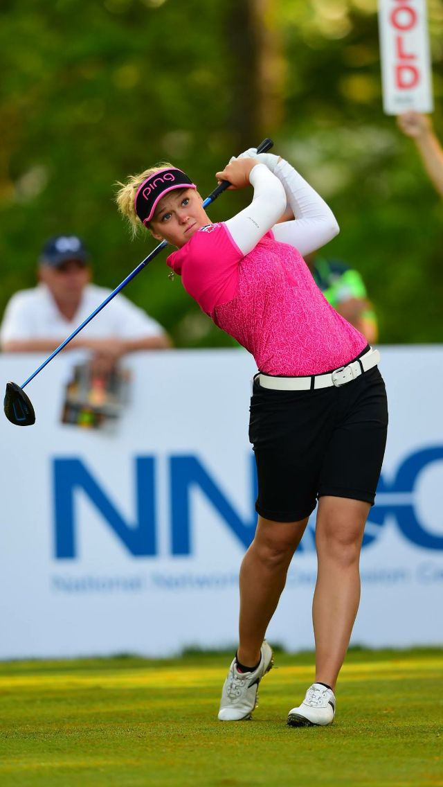 11+ Brooke o neill golf information