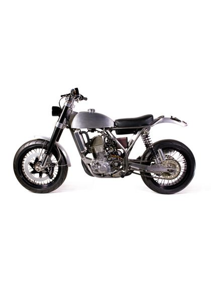 Hammar 449 Motorcycle for $18,000 by Hammarhead Industries on Gilt