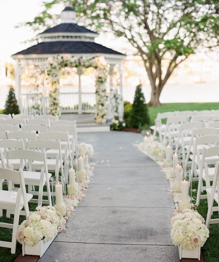 Wedding Ceremony Sites: Wedding Ceremony Inspiration