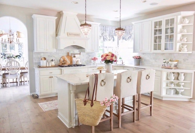 Beautiful Vintage Glam Home Tour