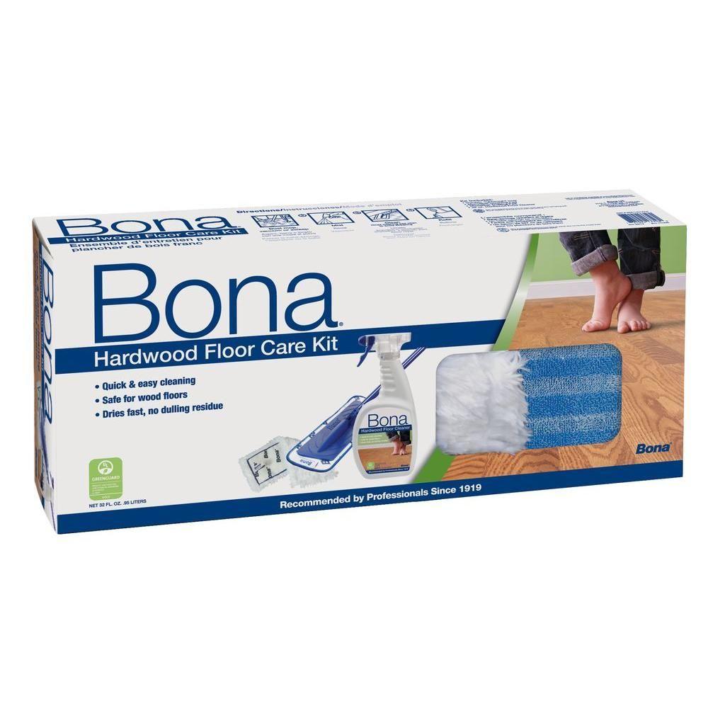 Bona Hardwood Floor Care SystemWM710013358 Hardwood