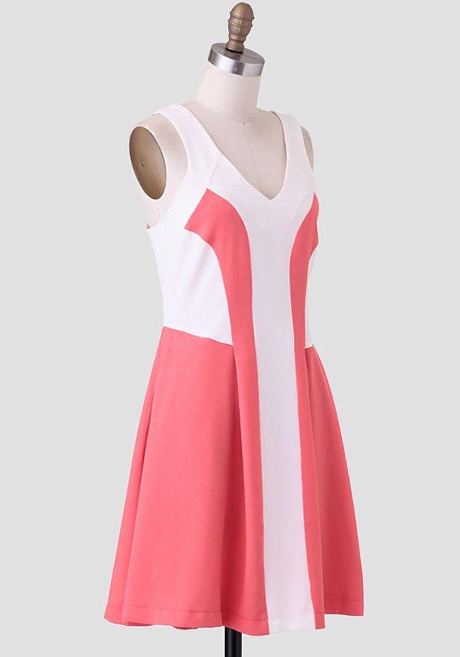 Chatsworth Avenue Colorblock Dress