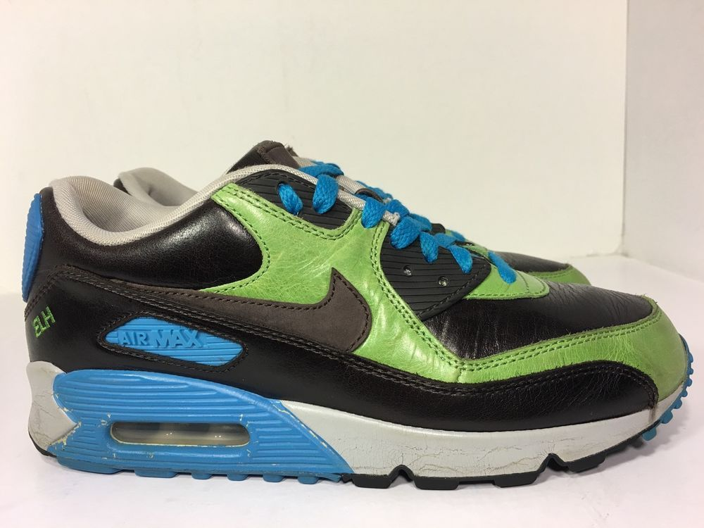 on sale d0eb2 fba1a Nike Air Max 90 Premium ID Custom Men's Size 8 314267 994 ...
