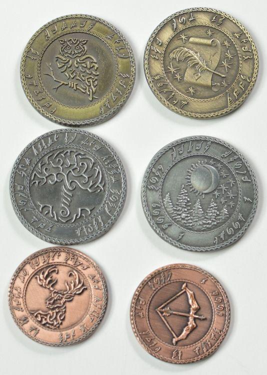 Fantasy Coins 30 Pirate