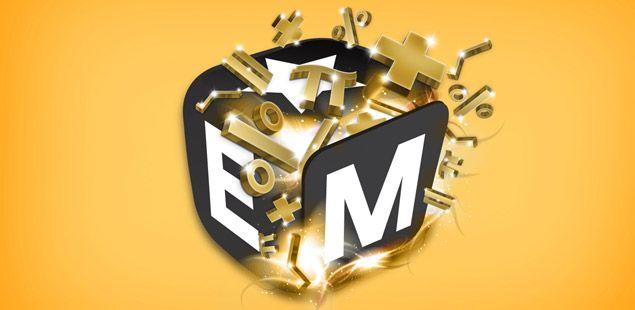 EventMath Logo Design