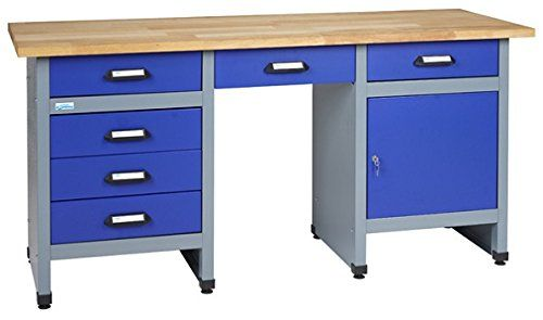 Kupper 12577 Workbench 170 X 60 X 84 Cm Made In Germany Kupper Http Www Amazon Co Uk Dp B002wpip3a Ref Cm Sw R Pi Dp Vh1y Workbench Filing Cabinet Home Decor