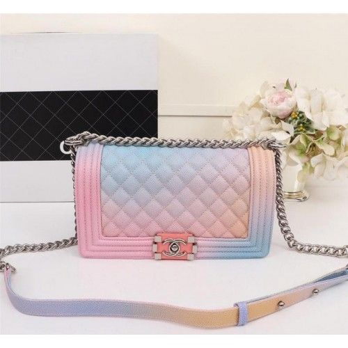 7248476e6b74 From juliabags.ru Chanel rainbow boy bag  chanelbag  chanel  bags  boybag   rainbow  bagcollection  bagreview