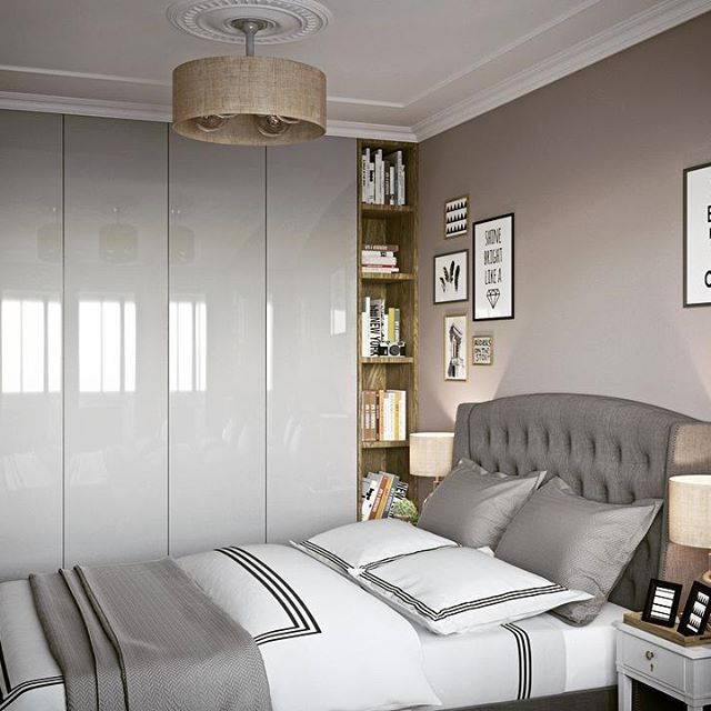 Contemporaryinterior Design Ideas: BedRoom For Cloudy Morning #TimGabrielinteriors #cg