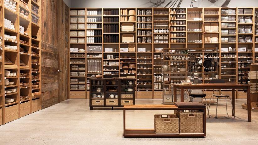 die besten 25 muji store ideen auf pinterest display design schaufenster und laden design. Black Bedroom Furniture Sets. Home Design Ideas