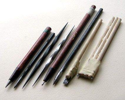 Etching Needles Can Make Your Own Multi Line Toolshmm Intaglio