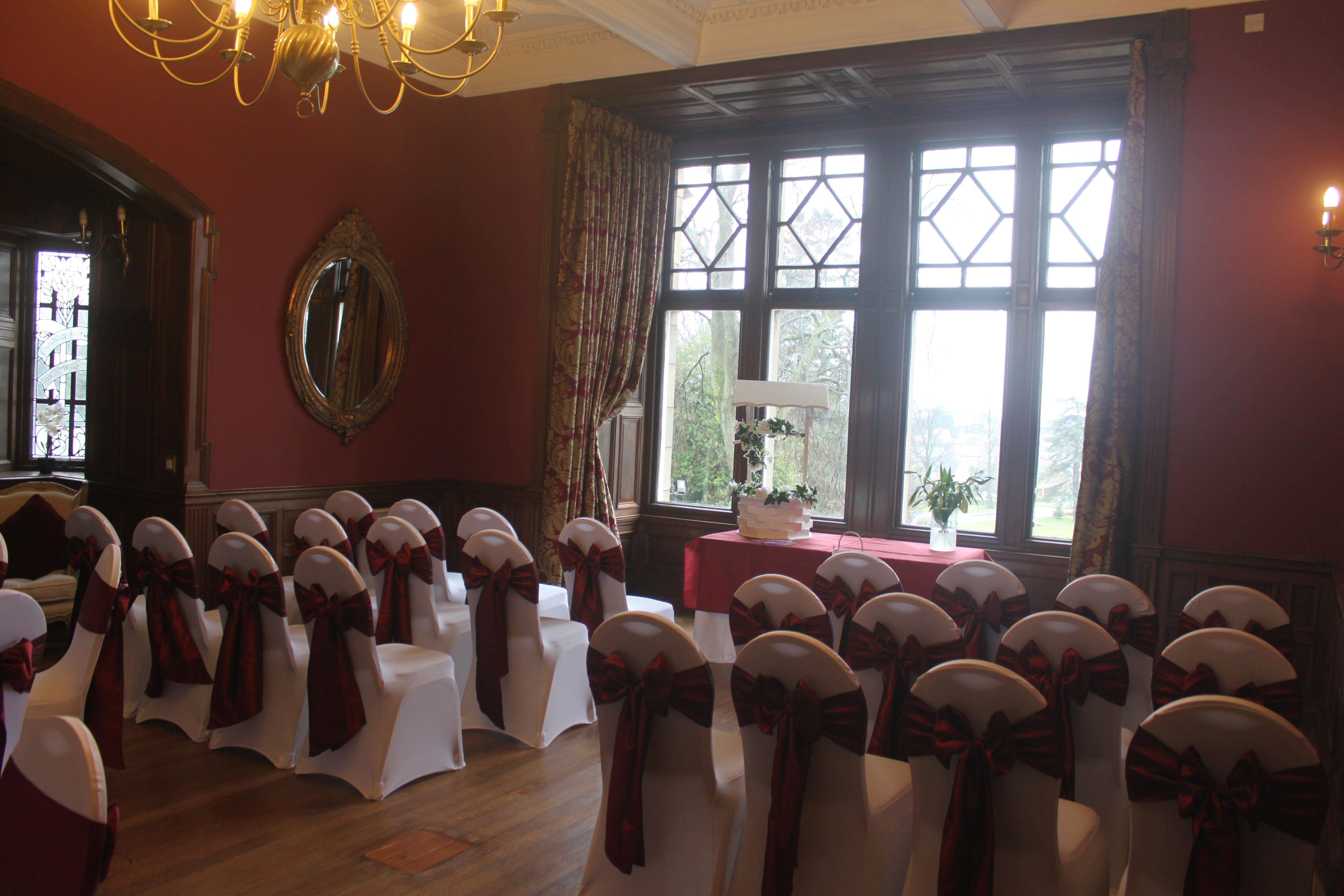 Inglenook Room At Inglewood House In Alloa Near Stirling Ideal For Wedding Ceremonies Small