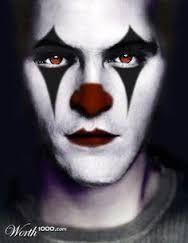 r sultat de recherche d 39 images pour maquillage clown tueur halloween pinterest. Black Bedroom Furniture Sets. Home Design Ideas