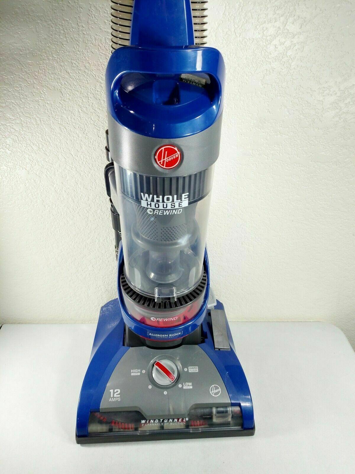 Hoover Vaccum Cleaner Uh71250 Blue 73502044247 Ebay In 2020 Vaccum Cleaner Vaccum Carpet Cleaners