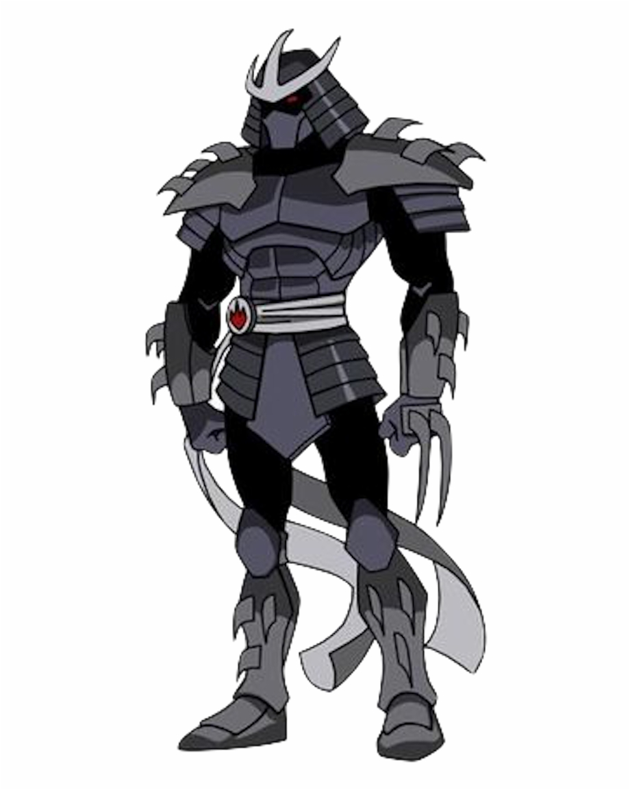 Shredder Teenage Mutant Ninja Turtles Shredder Cartoon