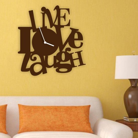 Template, laser cut clocks. Buy this template, design, pattern.These ...