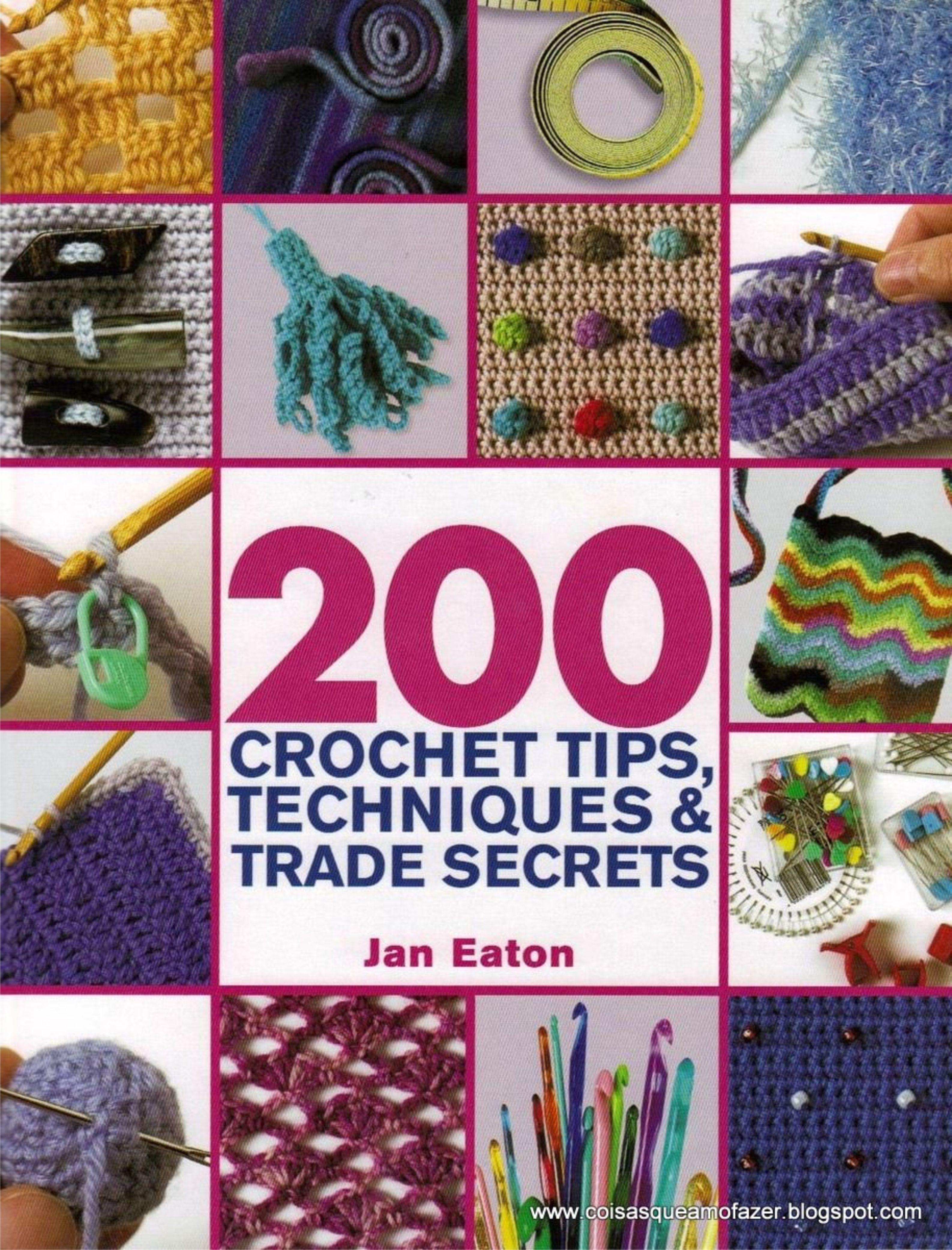 Muchas revistas de crochet y otras manualidades aquí: http://www.revistasdelabores.com/tag/revistas-de-ganchillo/