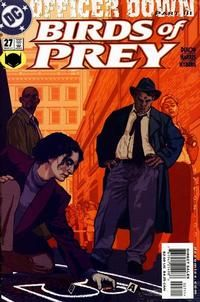 Cover Thumbnail for Birds of Prey (DC, 1999 series) #27 hq