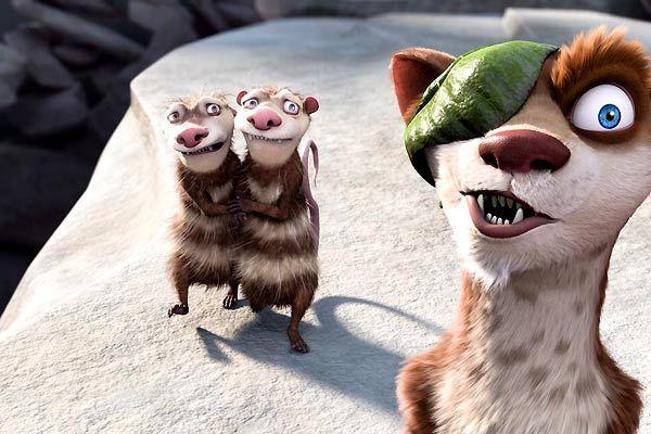 Lage De Glace 3 Christoblog Crash Et Eddie Vrais Opossums