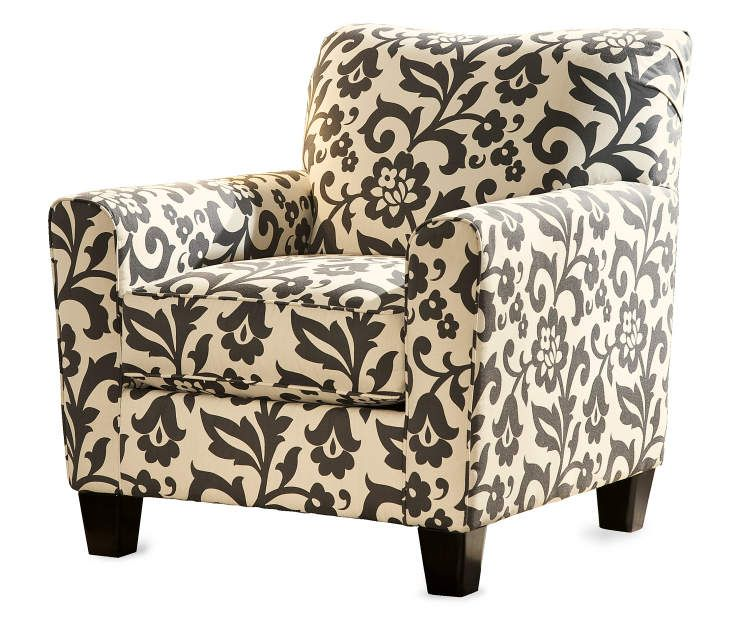 Simmons Flannel Charcoal Living Room Furniture Collection Big
