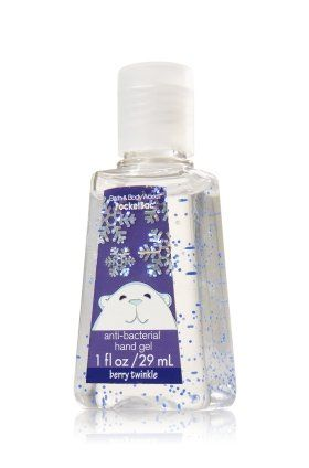 Amazon Com Bath And Body Works Berry Twinkle Anti Bacterial